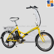 MB-S001F 20inch 250W lithium battery electric bike
