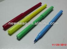 non-toxic washable felt tip pen/ water color pens