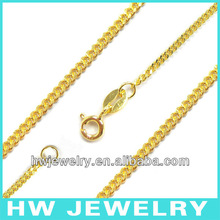 7658 gold filled chain