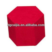 NEW!!!Romantic purple art paper wedding gift box WT-PBX-464