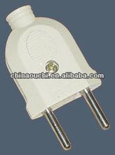 European Style Plug Adapter/Electric Plug (SR-7361)
