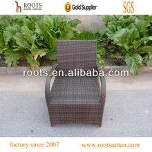 Wicker Rattan Contemporary Garden Furniture Indoor Outdoor Chair