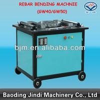 Reinforcing steel bar bending machine to bend any shape(GW40/GW50)