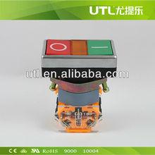 LA110-A2-R ON-OFF Flush Push Buttons Switch