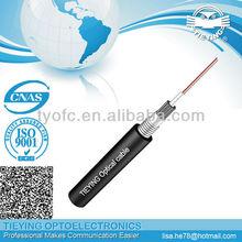 GYXTA G.652D outdoor aerial single mode 24 core optical fiber cable--GYXTA