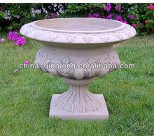Plant Planter Container Garden Decoration Clay Pots Planters QL-13159 For Sale