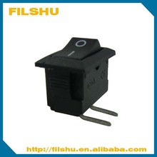 FILSHU 2015 the latest black rocker switch used for PCB board