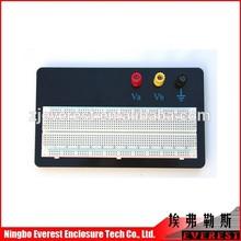 Hot Selling Solderless Project Electronic Bread Board Length 165.5mm Width 56.5mm