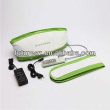 abdominal exercise vibrating belt, shape slimming vibrating belt