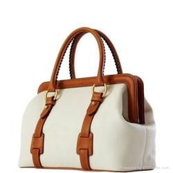 High quality pu leather ladies handbags