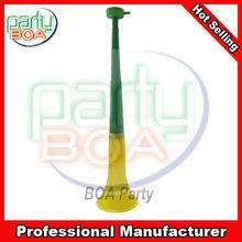 Brazilian world cup vuvuzela horn