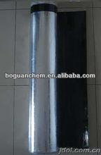 aluminium foil bitumen waterproof membrane,roof self adhesive membrane,asphalt roof membrane