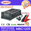 CE, CB, RoHS certified MCU controlled 7-Stage 12V 5A car battery charger