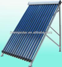 Evacuated Tube Solar Energy Panels
