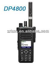 DP4800/4801 Digital Two-Way Radio - GPS, Bluetooth, VHF/UHF, Colour Display,
