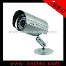"650TVL Sony 1/3"" 6mm Lens Waterproof 30m IR Camera"