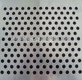 de alta calidad sacador de agujero de la placa de aluminio
