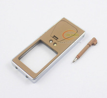 2014 promotional led magnifier with light with ball pen