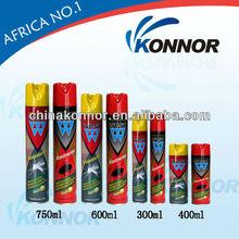 400ml eco-friendly insecticide aerosol spra good quantity mosquitoes killer aerosol insecticide spray