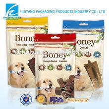 SAFETY FOOD GRADE! ziplock plastic dog food bags manufacturer