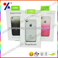 custom packaging paper box/mobile phone case package