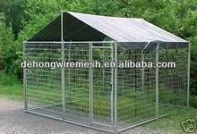 mesh dog cage / big dog cage