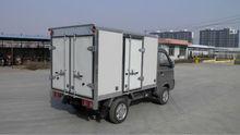 EEC electric box truck electric van 4kw/6.3kw 40km/h,60km/h