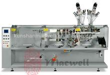 CDS - 180 II HFFS Automatic Granule / Powder / Liquid / Food / Seasoning / Chemical Packaging Machine
