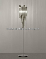 Modern home goods new style decorative chain floor lamp