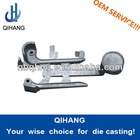 OEM Aluminium or Zamak Die Casting Mechanical Part