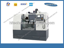 XK715 3 axis CNC milling machine or NC numerically controlled miller with Taiwan spindle