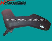 de repuesto del carro del howo piezas de entrada de aire wg9725190008 assy