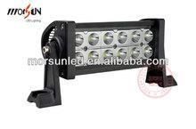 Side mounted LED work light bar 36W ATV front LED headlight bar