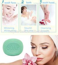 nut fruit soap,100% natural soap skin used