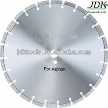 Top quality Circular Diamond Saw Blade and Segment for Asphalt Cutting