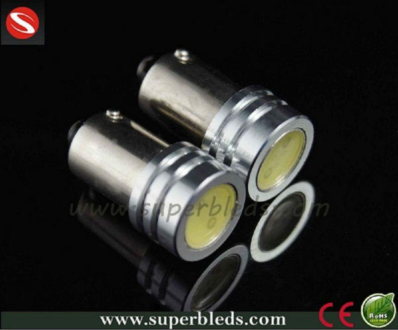 Ba9s T4W Q6W 1.5W high power auto led lighting car tail lights universal cars fit
