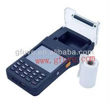 GF1200 WIN CE6.0 fingerprint handheld terminal handheld smart card reader