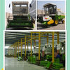 4LZ-2 full feeding wheat cutting machines