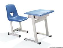 Blue Student Desk And Chair Ppular School Sets For Students