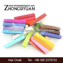 6/12/24/36 Colorful Hair Dye Chalk