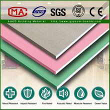 Imagem de Paper Backed Regular tamanho padrão teto de gesso ( 12 mm de espessura )