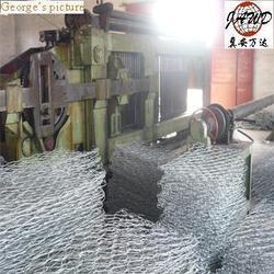 stone box/aluminium cage/gabion(hexagonal) wire mesh(manufacture)