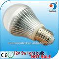 lampadina led 3w 5w 24v dc e27 lampade a led