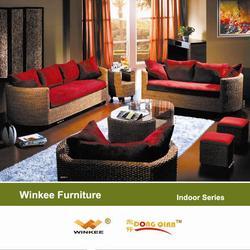 Hot Sale High Quality Modern Rattan Sofa Furniture