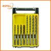 8PCS SDS plus drill bit set,plastic case