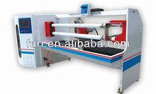 Cheap!! FR-1300B Double shaft automatic cutting machine,trasparent tape cutter,bopp tape making machine