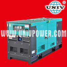 low fuel consumption isuzu 25kva super silent diesel generator price for Myanmar