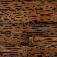 Deep Brown Maple Handscraped antique parquet wood coefficient of friction flooring no formaldehyde content