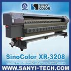 Plotter Xaar Proton 382, For Outdoor Printing,3.2m,720dpi