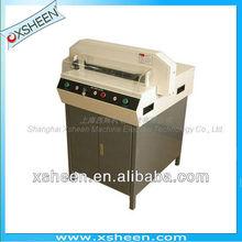 Fast paper cutter price, electric paper guillotine, A3 A4 paper cutting machine